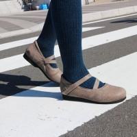 測定後~パザパの「靴選び」