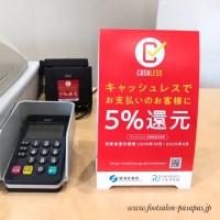 キャッシュレス消費者還元事業&静岡市プレミアム付商品券